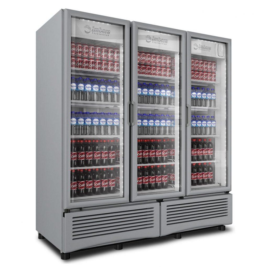 Refrigerador Indstrial de 3 puertas