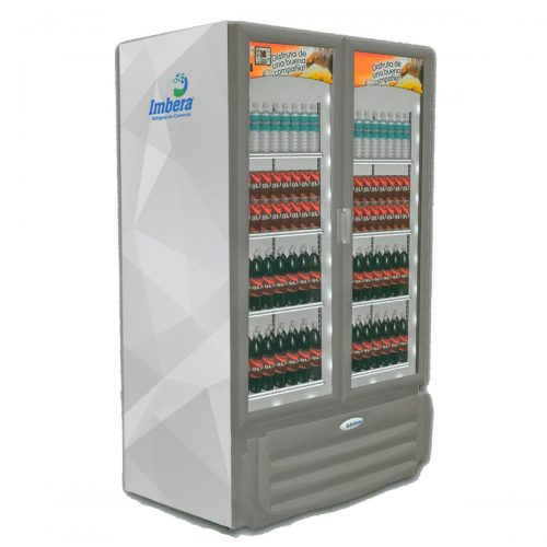 Refrigerador industrial de 2 puertas 19 pies