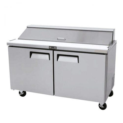 Mesa refrigerada para preparacion de Sandwiches y ensaladas
