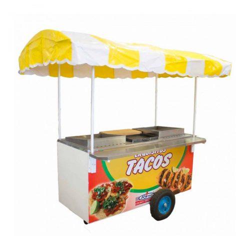 carro para tacos
